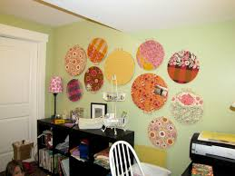 frugal home decorating ideas frugal home décor embroidery hoop wall art sewing rooms