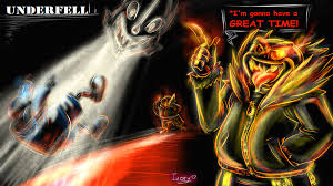 i m gunna a time i m gonna a great time underfell by blakmy on deviantart