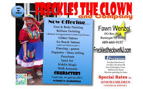 clown for birthday party nj freckles the clown kids birthday party clown entertainers in county nj jpg