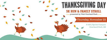 day 5k family stroll sprint cus overland park 23 november
