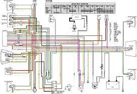 honda xrm 110 electrical wiring diagram wiring diagram