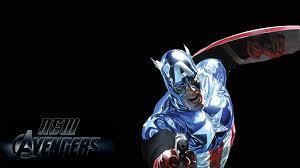 captain america new hd wallpaper new avengers captain america hd wallpaper fullhdwpp full hd