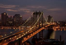 brooklyn bridge walkway wallpapers wallpaper brooklyn bridge new york night manhattan bridge
