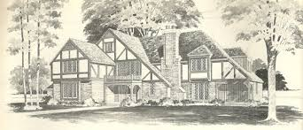 Tudor Revival House Plans by Tudor Revival Architecture Scout Realty Co