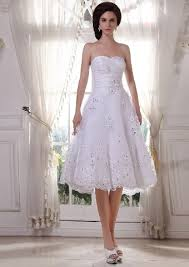 cheap tea length wedding dresses at discount prices us
