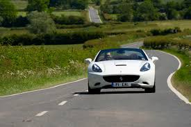 Ferrari California Light Blue - ferrari california review price and specs evo