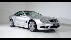 gve london mercedes sl55 amg sport 2004 youtube