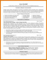 It Risk Management Resume Construction Project Manager Resume Examples Resume Example And