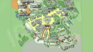 Universal Orlando Map Universal Studios Hollywood Igeonews Youtube
