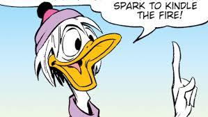 donald duck u0027s progressive cousin d23