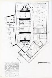 lancia homes floor plans pianta quota 8 50 m 00 grattacielo pirelli pinterest gio ponti