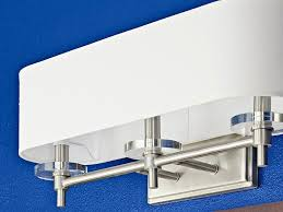 Nickel Vanity Light Nickel Bathroom Vanity Light Design Ideas Gyleshomes Com