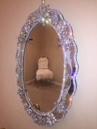 Swarovski Home Decor Arabian Nights Swarovski Crystal Mirror 2 785 00 Via Etsy