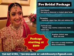 Wedding Makeup Packages Indian Bridal Makeup Wedding Bride New Jersey Nj Usa Wonderful