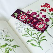 easy sewing projects for beginners make your own fabric bookmark