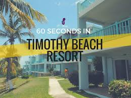 timothy beach resort in st kitts in review youtube