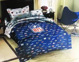 nfl multi team twin size comforter amazon ca home u0026 kitchen