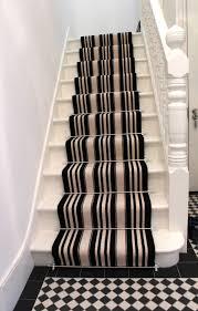 interior interesting polka dot navy blue stair carpet runners