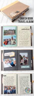 vacation photo albums best 25 travel photo album ideas on photo album