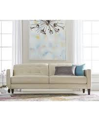 Milan Leather Sofa Living Room Furniture Collection Furniture - Sofa living room set