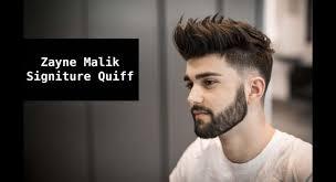 how to do zayn malik hairstyles zayn malik signature hair tutorial mens summer hairstyle