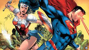 superman wonder woman 27 dc
