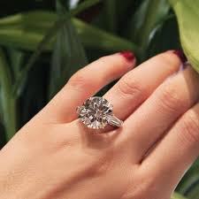 brilliant engagement rings images 11 10 carat round brilliant diamond engagement ring graff jpg