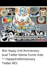 Buat Meme Comic - tsaappy 2ne anniversary meme comic indonesia kalanteralusibukdengan