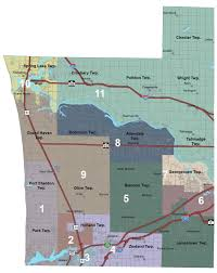 Map Of Holland Michigan by Meet Your Commissioners Ottawa County Michigan