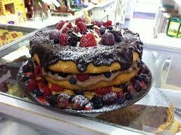 cuisine de lili bolo desconstruído cake picture of de lili ca gourmet