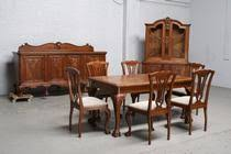 diningroom sets belgium antique exporters