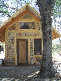 cordwood u0026 timber frame tiny cottage by nick kautazer