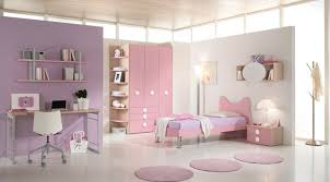 delightful bedroom ideas for teenage girls with purple colors