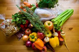 fresh food box locations grownyc