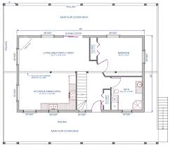 1 12x24 cabin floor plans design small house floor plans 12 x 24