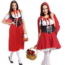 red riding hood halloween costumes ladies fairytale storybook character little red riding hood