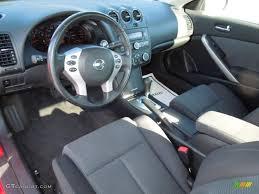 2008 Nissan Altima Coupe Interior 2008 Nissan Altima 2 5 S Coupe Interior Color Photos Gtcarlot Com