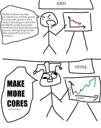 Amd Meme - nvidia amd more cores meme amd best of the funny meme