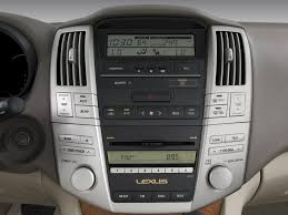 lexus rx 400h used review 2008 lexus rx400h instrument panel interior photo automotive com