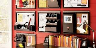 How To Organize Your Desk At Home For School 32 Pinteresting Ideas To Organize Your Home Office