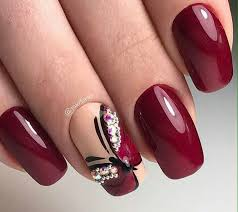 love the butterfly design nails pinterest butterfly design