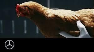 mercedes tv commercial mercedes chicken magic tv commercial