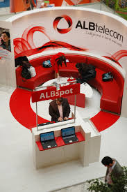 Cool Couch Albtelecom Exhibition Stand Cool Couch Nook And Continuation Of