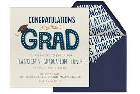 learn from the pros how to word a graduation invitation evite