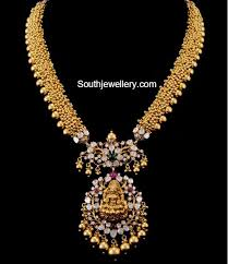 gold small necklace designs images Small gold balls necklace latest jewelry designs jewellery designs jpg
