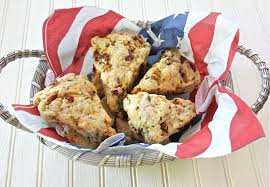 Lake Lure Cottage Kitchen - blt scones for the 4th of july lake lure cottage kitchenlake