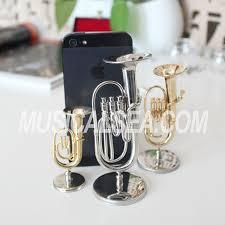 mini euphonium ornament musical instrument metallic