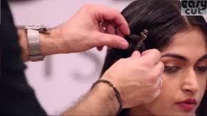 chignon séché comment cuisiner méthode simple pour réaliser des waves cheveux beauté