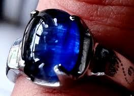 model cincin blue safir ciri ciri batu cincin blue safir yang aslijual berlian harga