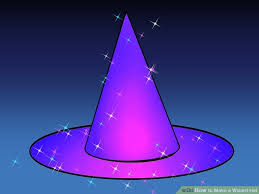 how to make a wizard hat with pictures wikihow